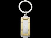 Cartier kiegészítők, kulcstartó, pénzcsipesz, névjegykártya tartó