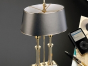 El Casco álló lámpa