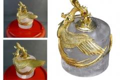 Montegrappa, Eternal Bird tintatartó