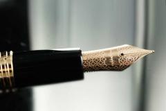 Montegrappa, Fortuna fekete/rosegold tollak
