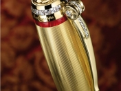 Montegrappa, La Traviata fountain pen