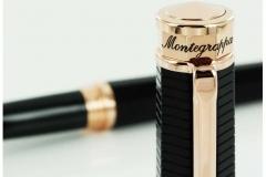 Montegrappa, NeroUno - Linea tollak