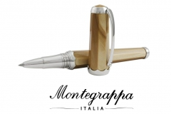 Montegrappa, Piccola beige-ezüst tollak