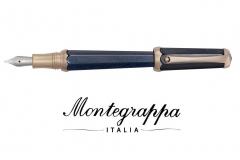 Montegrappa, Piccola kék-arany tollak