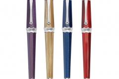 Montegrappa, Piccola lila-ezüst tollak