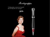Montegrappa, Sophia Loren pens