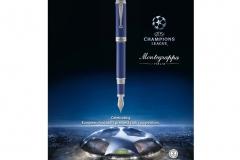 Montegrappa, UEFA Champions League - Bajnokok Ligája toll