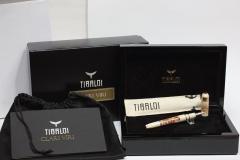 Tibaldi, Clari Viri arcképes, kézzel festett tollak