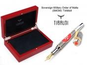 Tibaldi, Sovereign Military Order Malta (SMOM), Máltai Lovagrend toll