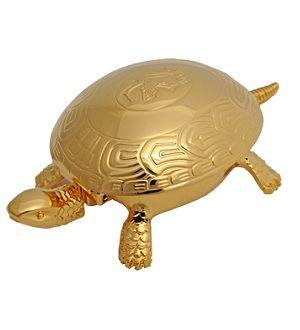El Casco teknőc, csengő, levélnehezék