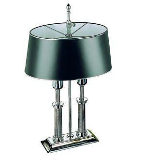 El Casco álló lámpa, króm